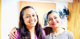 Vaishali Samant & Neha Rajpal
