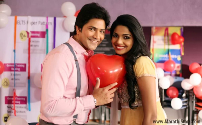 Aniket Vishwasrao & Pooja Sawant paired together again!