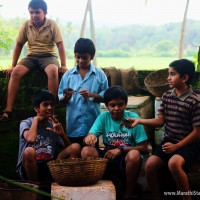 Child Artist - Killa Marathi Movie