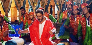 Jackie Shroff Dances On Qawwali - Shegavicha Yogi Gajanan