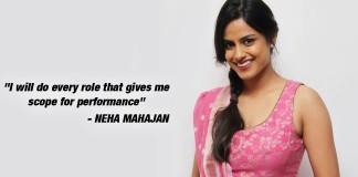 Neha Mahajan Interview