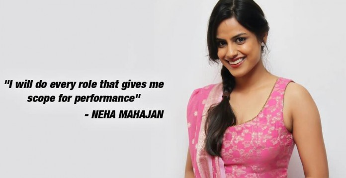 Neha Mahajan Interview