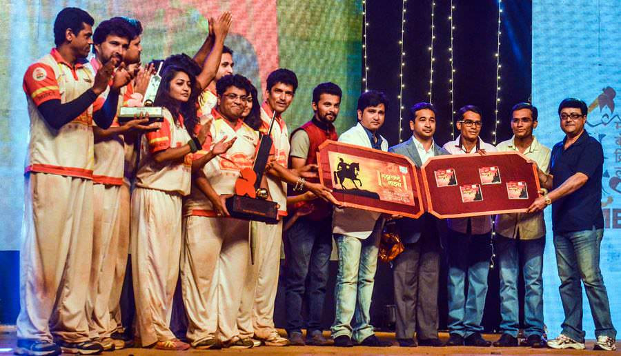 Ratnagiri Tigers Team Wins Marathi Box Cricket League