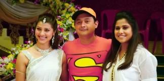 Tejaswini Pandit, Swapnil Joshi and Sai Tamhankar