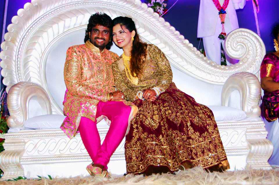 Adarsh Shinde Neha Lele Marriage Photos