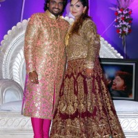 Adarsh Shinde Neha Lele Wedding Photos