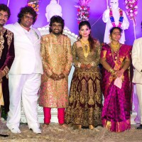 Adarsh Shinde With Family - Wedding Photos
