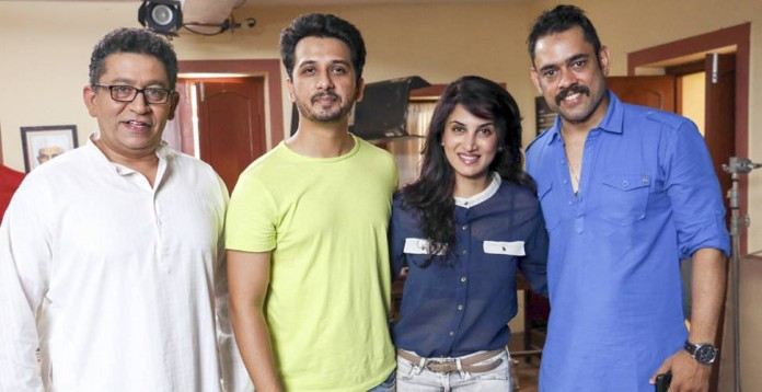 Bhay Marathi film Muharat
