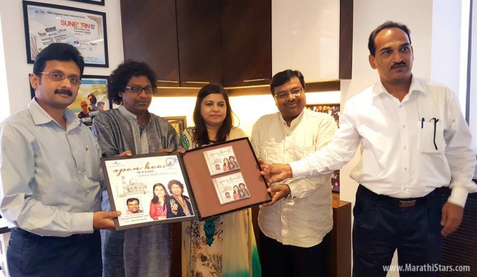 Dil Ki baat ghajal album by Dilip Pandharpatte