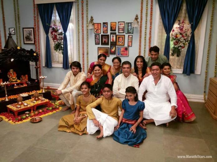 Julun Yeti Reshimgathi Cast & Crew