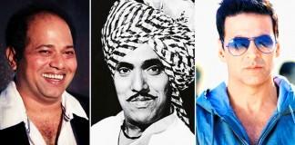 Marathi film dada - Sanjay Jadhav, Akshay Kumar