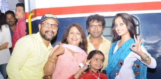 Muder Mestri Team celebrate birthday of Deccan Queen