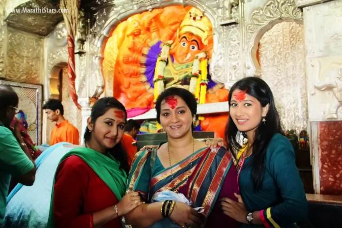 Nakshatra Medhekar, Lekha Mukund & Pooja Kadam - Majhiya Mahera