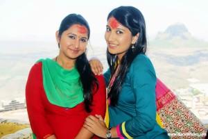 Pallavi (Nakshatra Medhekar) & Vahini (Pooja Kadam) - Majhiya Mahera
