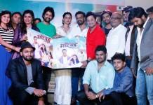 Shortcut Music launch by Swpnil Joshi