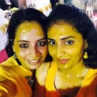 Smita Tambe & Namrata Gaikwad