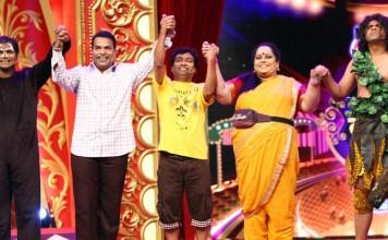 Zee Talkies Comedy Awards 2015
