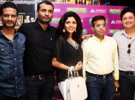 Mumbai Pune Mumbai 2 Lagnala Yaychach First Look Launch