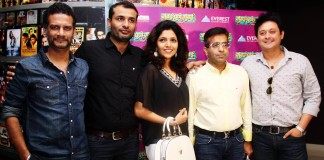 Mumbai Pune Mumbai 2 Lagnala Yaychach First Look Launch