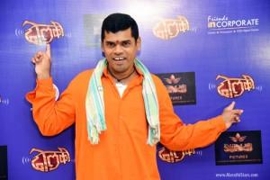 Actor Siddharath Jadhav