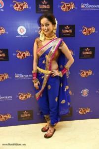 Actress Manasi Naik