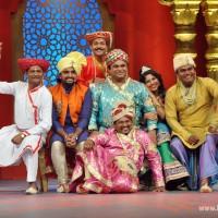 Dholkichya Talawar Colors Marathi Serial Cast