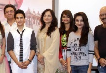 Faizal Khan and Kajal Sharma debut in Prem Kahani