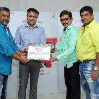 Pushpank  Gawde, Ajit Andhare - COO Vaicom18 Motion Pictures, Sameer Patil and  Hadi Ali Abrar