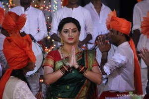Shruti Marathe - Slambook Marathi Movie