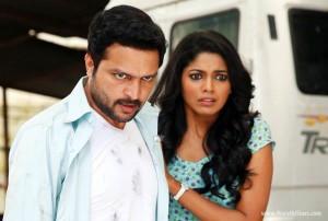 Ankush Chaudhari, Pooja Sawant - Dagdi Chawl Marathi Movie