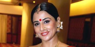 Vidya Balan in Marathi Movie Ek Albela
