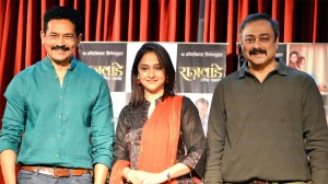 Rajwade and Sons Music Launch - Atul Kulkarni, Mrunal Kulkarni & Sachin Khedekar
