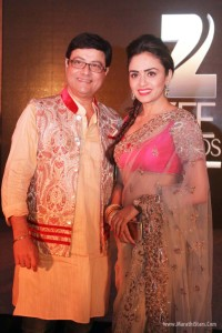 Sachinji and Amruta