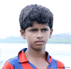Vivek Chabukswar - Child Actor