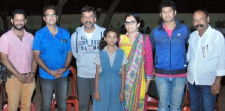 'On Location Background Sound Recording' by Rahsool Pokutti in Kshitij