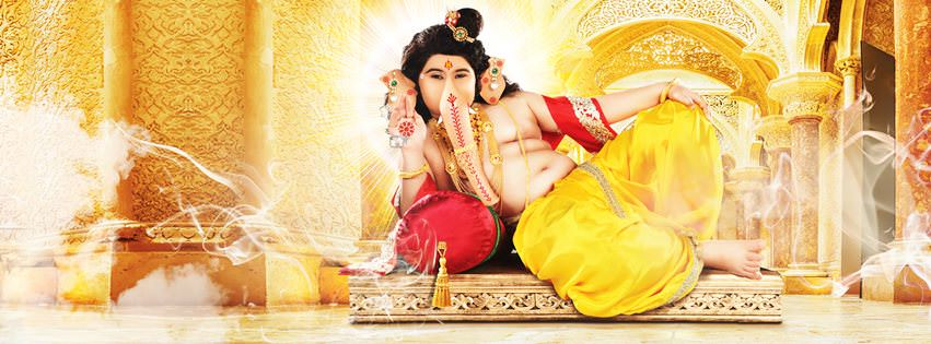 Ganesh -Ganpati Bappa Moraya Colors Marathi Show