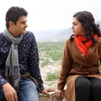 Mrunmayee Deshpande and Dharmendra Gohil - Anuraag Marathi Movie