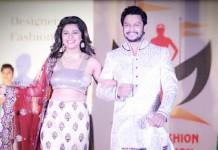 Adinath Kothare, Sanskruti Balbude - MILAP A fundraiser Fashion show