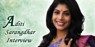 Aditi Sarangdhar Interview