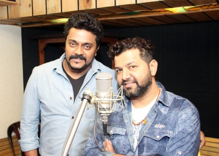 Amitraj & Avdhoot came together for a song from 'Bandha Nylon Che'