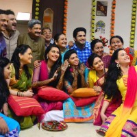 Deshpande Family - Nanda Saukhya Bhare