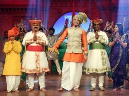 Houseful start of 'Chala Hawa Yeu Dya – Maharashtra Daura'