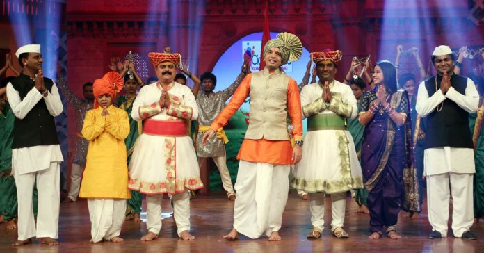 Houseful start of 'Chala Hawa Yeu Dya – Maharashtra Daura'