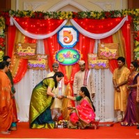Nanda Saukhya Bhare Zee Marathi Serial Marriage