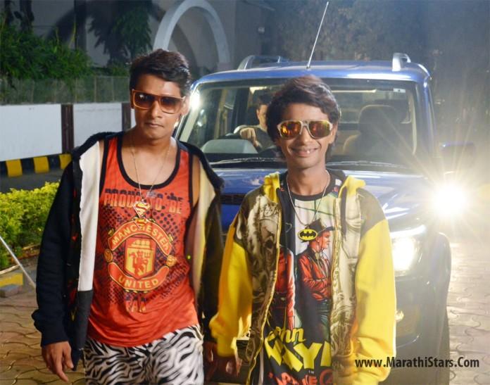 Prathamesh Parab & Priyadarshan Jadhav - Bandh Nylon Che