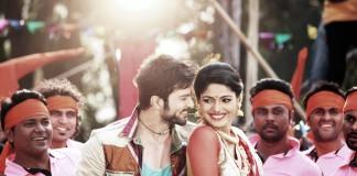 Raqesh Vashisth & Pooja Sawant - Vrundavan Marathi Movie Still Photos