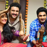Sampada,Mahesh, Neel and Swanandi