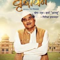 Vrundavan Marathi Movie Poster