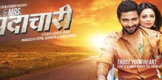 Mr & Mrs Sadachari Marathi Movie