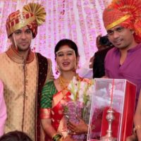 Celebs at Mrunal Marriage